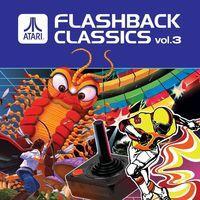 Portada oficial de Atari Flashback Classics Vol. 3 para PS4