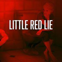 Portada oficial de Little Red Lie PSN para PSVITA