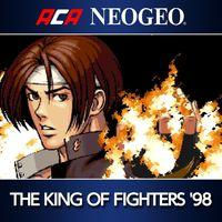 Portada oficial de NeoGeo The King of Fighters '98 para PS4