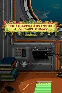 Portada oficial de The Aquatic Adventure of the Last Human para Xbox One