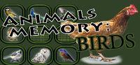 Portada oficial de Animals Memory: Birds para PC