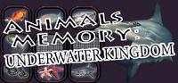 Portada oficial de Animals Memory: Underwater Kingdom para PC