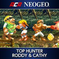 Portada oficial de NeoGeo Top Hunter Roddy & Cathy para PS4