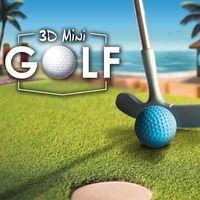 Portada oficial de 3D MiniGolf para PS4