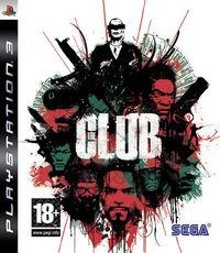 Portada oficial de The Club para PS3