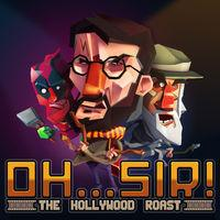 Portada oficial de Oh...Sir! The Hollywood Roast para Switch