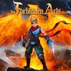 Portada oficial de de The Forbidden Arts para Switch