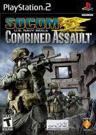 Portada oficial de de Socom : U.S. Navy Seals Combined Assault  para PS2