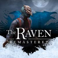 Portada oficial de The Raven Remastered para PS4