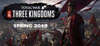 Portada oficial de Total War: Three Kingdoms para PC