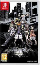 Portada oficial de de The World Ends With You: Final Remix para Switch