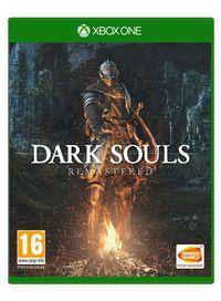 Portada oficial de Dark Souls: Remastered para Xbox One