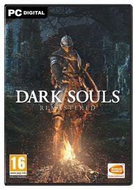 Portada oficial de Dark Souls: Remastered para PC