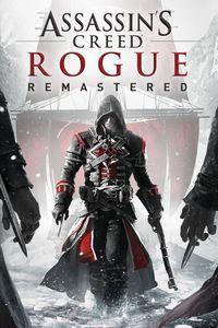 Portada oficial de Assassin's Creed Rogue Remastered para Xbox One
