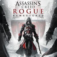 Portada oficial de Assassin's Creed Rogue Remastered para PS4