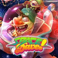 Portada oficial de Space Dave! para Switch
