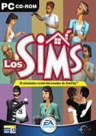 Portada oficial de de Los Sims para PC