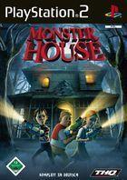 Portada oficial de de Monster House para PS2