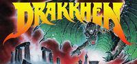Portada oficial de Drakkhen para PC