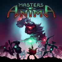Portada oficial de Masters of Anima para Switch