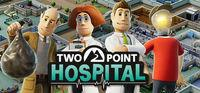Portada oficial de Two Point Hospital para PC