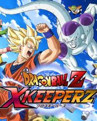 Portada oficial de Dragon Ball Z X Keeperz para PC