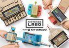 Portada oficial de de Nintendo Labo Toy-Con 01 - Kit Variado para Switch