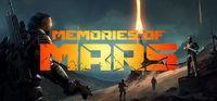 Portada oficial de Memories of Mars para PC