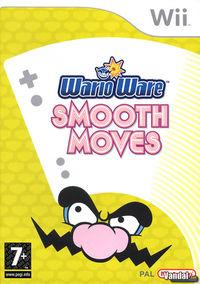 Portada oficial de Wario Ware: Smooth Moves para Wii