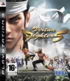 Portada oficial de de Virtua Fighter 5 para PS3