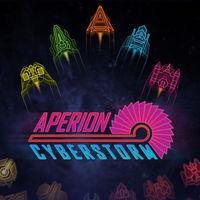 Portada oficial de Aperion Cyberstorm para Switch
