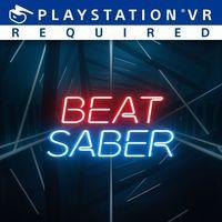 Portada oficial de Beat Saber para PS4
