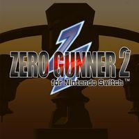 Portada oficial de Zero Gunner 2 para Switch