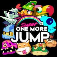 Portada oficial de Super One More Jump para Switch