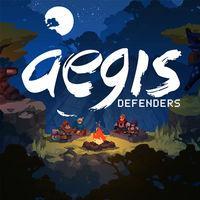 Portada oficial de Aegis Defenders para Switch