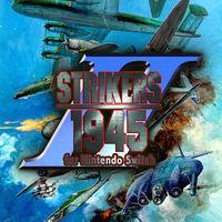 Portada oficial de Strikers 1945 II para Switch