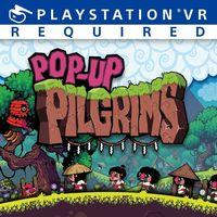 Portada oficial de Pop-Up Pilgrims para PS4