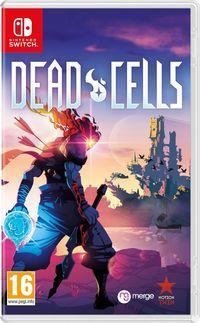 Portada oficial de Dead Cells para Switch