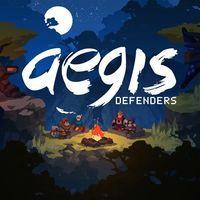 Portada oficial de Aegis Defenders para PS4