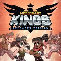 Portada oficial de Mercenary Kings: Reloaded Edition para Switch