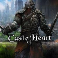 Portada oficial de Castle of Heart para Switch