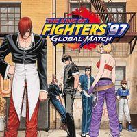 Portada oficial de The King of Fighters '97 Global Match para PS4