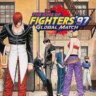 Portada oficial de de The King of Fighters '97 Global Match para PS4