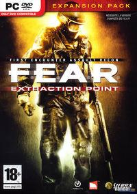Portada oficial de F.E.A.R. Extraction Point  para PC