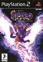Portada oficial de de The Legend of Spyro para PS2