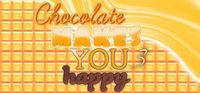 Portada oficial de Chocolate makes you happy 3 para PC