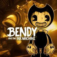 Portada oficial de Bendy and the Ink Machine para PS4