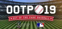 Portada oficial de Out of the Park Baseball 19 para PC