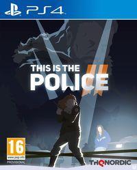 Portada oficial de This is the Police 2 para PS4
