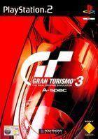 Portada oficial de de Gran Turismo 3 A-Spec para PS2